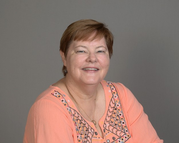 Patti Myers : Parish Office Manager