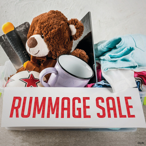 Knights of Columbus Rummage Sale-Change of Date